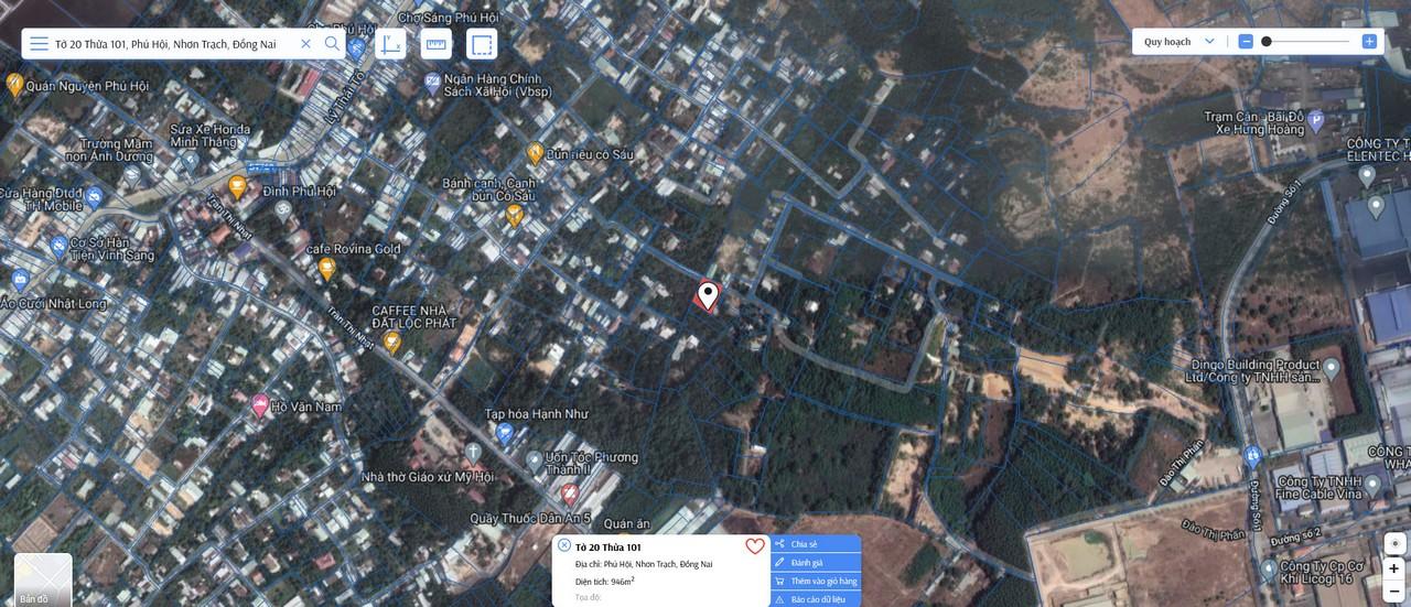 946 m2 hẻm ô tô xã Phú Hội – Giá 7.57 tỷ (TL mạnh)