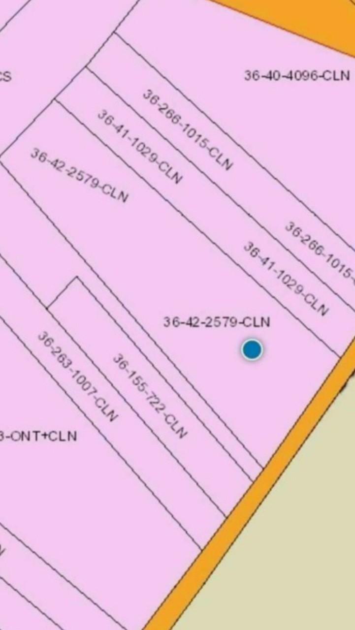 Bán 2.579 m2 đất CLN MT đường Bầu Lồng  xã Vĩnh Thanh – Giá: 2 triệu/m2