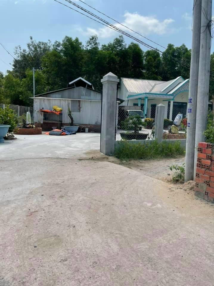 Bán 500 m2 mặt hẻm bê tông ô tô xã Vĩnh Thanh – Giá: 3 tỷ