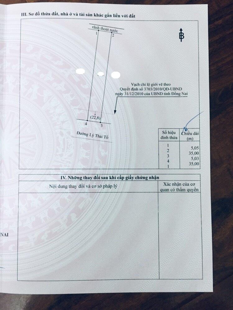 Nhà 176 m2 MT Quách Thị Trang xã Phú Thạnh giá 5 tỷ toàn bộ!